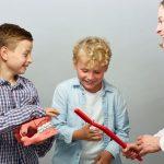 Freundlicher Umgang mit Kindern in der Praxis Dr. Krop