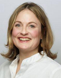 Portrait von Dr. Friederike Krop